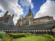 France_Normandy_Mont_Saint_Michel_Garden_shutterstock_362509724
