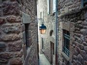 France_Normandy_Mont_Saint_Michel_Village center_shutterstock_560345521