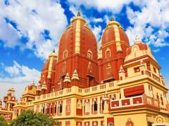 India_Delhi_Birla temple._shutterstock_1269105622