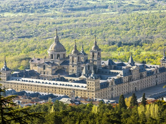 Spain_Madrid_El Escorial