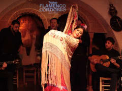 Flamenco dancers, Barcelona, Flamenco show