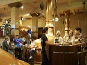 heineken experience brewing room