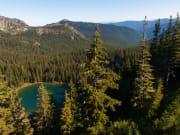 Seattle_Evergreen Escapes_Mt Rainier Sunrise Lake