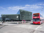 harpa concert hall city sightseeing bus tour