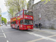 dublin sightseeing bus hop on hop off tour