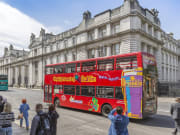 dublin hop on hop off bus sightseeing tour