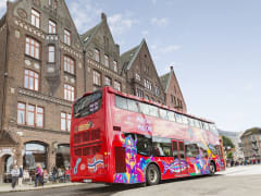 bergen city sightseeing bus first hotel marin