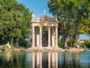 Italy, Rome, Borghese Garden