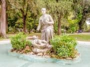 Italy, Rome, Villa Borghese Garden