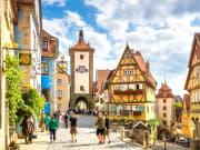 Germany, Bavaria, Rothenburg