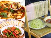 巴国布衣四川料理(一例)