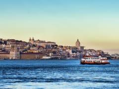 Lisbon, Tagus River, River Cruise, Portugal