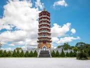 Ci En Pagoda sun moon lake taiwan day tour