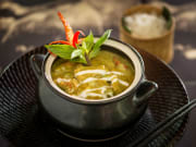 The Palace Downtown Dubai Thiptara ThaiGreenCurry