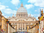 Italy_Rome_St_Peters_Basilica (123RF)