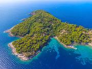 Croatia, Dubrovnik, Kolocep Island