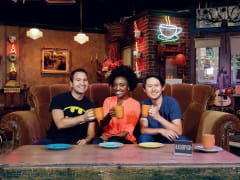 USA_California_Warner Bros Hollywood_FRIENDS Cafe