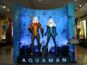 USA_California_Warner Bros Hollywood_Aquaman Exhibit