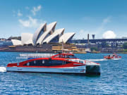 Captain Cook Cruises - Hop on Hop Off Cruise