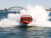 Oz Jetboating Sydney Australia