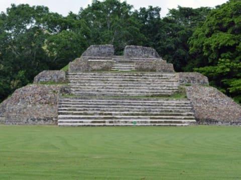 マヤ遺跡観光ツアー