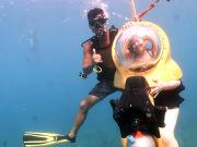 Underwater Scooter 04