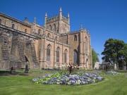 Dunferlmine Abbey Scotland