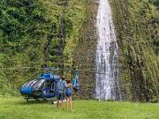 滝ランディング