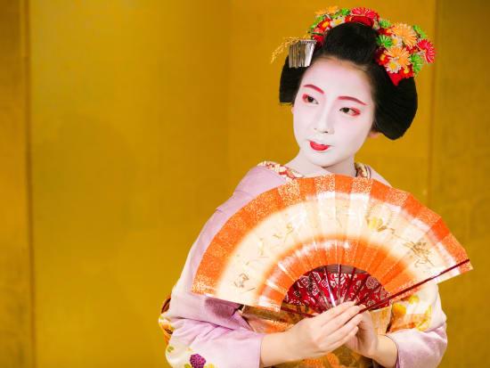 G舞妓の京舞