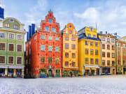 Stockholm Stortorget Gamla Stan Sweden