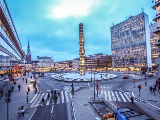 Stockholm City Center, Sweden