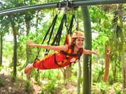 Mexico_Cancun_Mexitours_Xenxes and Tulum Adventure Zipline
