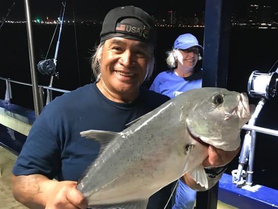 87bfb46d1ba Captain Tiger s Waikiki Daytime and Sunset Bottom Fishing Cruise ...