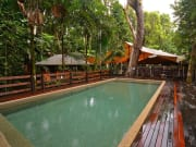 Cape Tribulation Beach House Pool