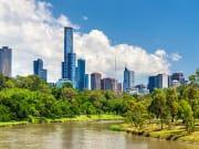 Australia Melbourne Yarra River