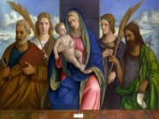 Italy_Giovanni Bellini_Madonna and Child_shutterstock_751012765