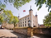 Tower of London Historic Royal Palaces England UK