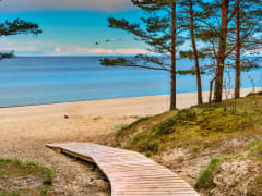 Jurmala, Jurmala Beach, Latvia