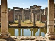 Italy, Rome, Tivoli, Hadrian's Villa