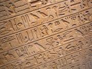 Italy_Torino_Turin Egyptian Museum Hieroglyphics