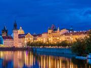 Czech Republic_Prague_Vltava River