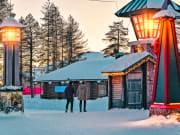 Santa Claus Village, Roveniemi