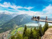Switzerland, Interlaken, Swiss Alps