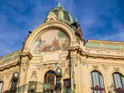 Czech Republic_Prague_Municipal House