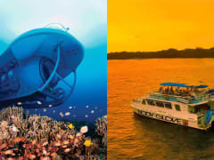 Atlantis Submarines Kona & Body Glove Sunset Dinner Cruise Combo