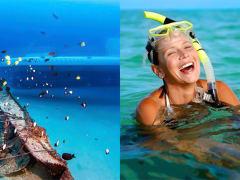 Atlantis Submarines Kona & Snorkel Combo