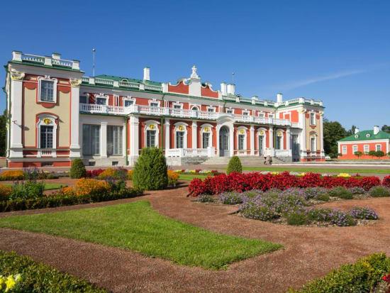 Tallinn, Kadriorg Palace and Park