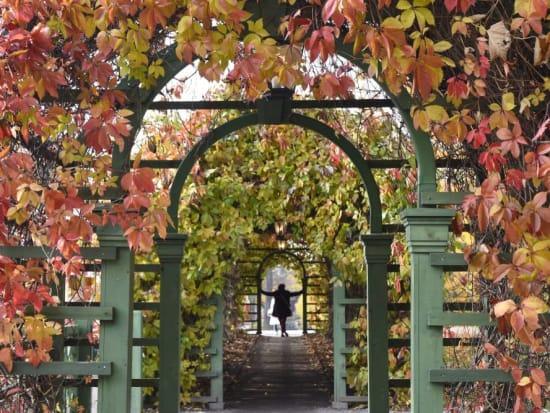 Tallinn, Kadriorg Palace Garden Archways