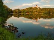 Czech Republic_Prague_Konopiste Chateau Pond