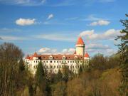 Czech Republic_Prague_Konopiste Chateau Day